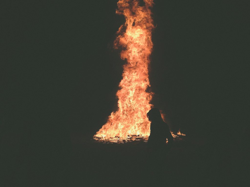 Fire: Tending the Inner Flame of Desire