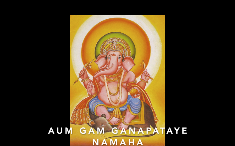 ganesha mantra meditation