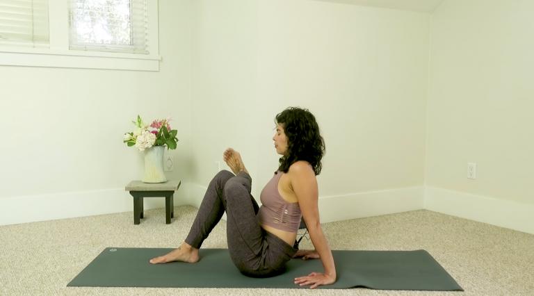 online yoga pose quick hip opener hatha